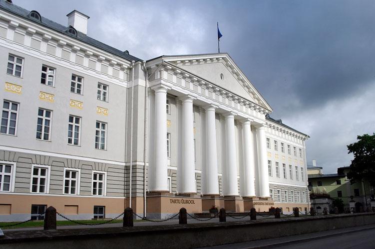 تحصیل در دانشگاه تارتو استونی