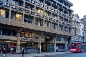 دانشگاه کینگز کالج لندن