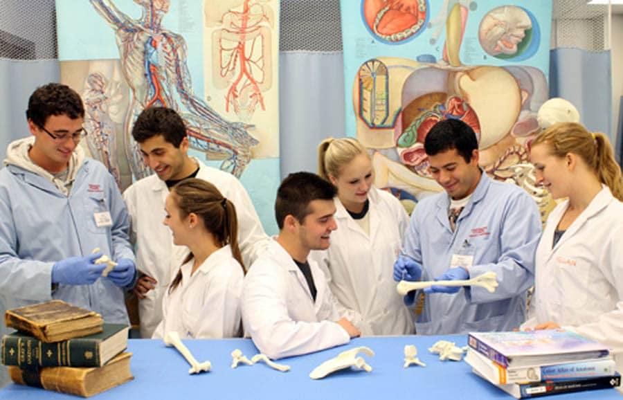 پذیرش پزشکی دانشگاه کینگز کالج لندن