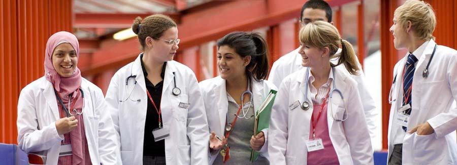 تحصیل پزشکی در دانشگاه ادینبورگ