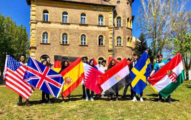 کالج اویسینا مجارستان
