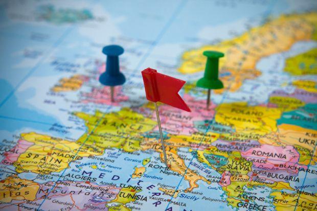 تحصیل داروسازی در اروپا