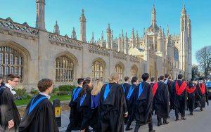پزشکی در دانشگاه کمبریج انگلستان