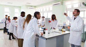 تحصیل داروسازی دانشگاه آنکارا