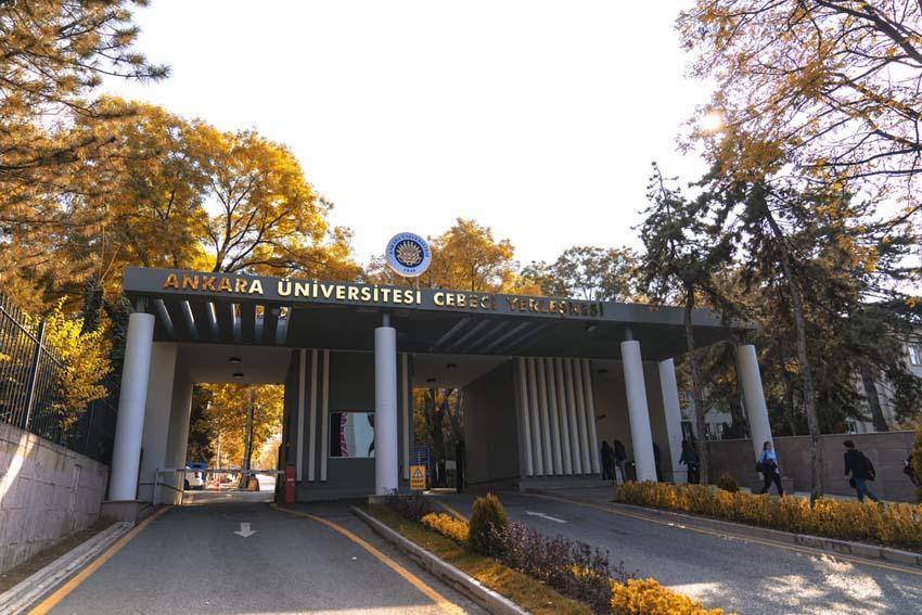 دانشگاه آنکارا
