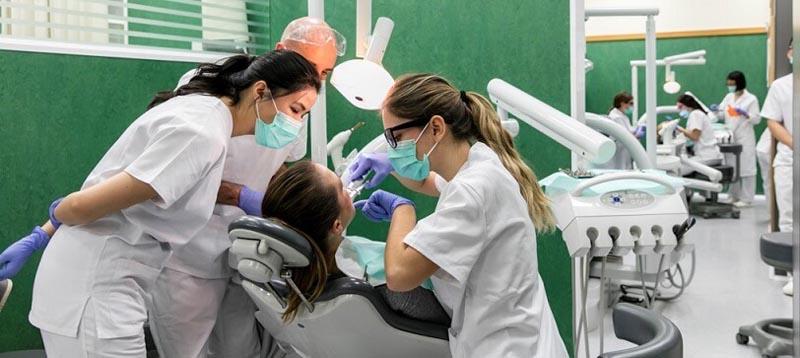 دندانپزشکی دانشگاه سیه نا ایتالیا