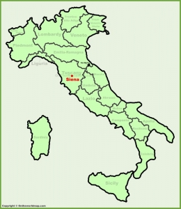 دانشگاه سیه نا ایتالیا