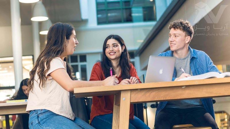 پذیرش تحصیلی اروپا