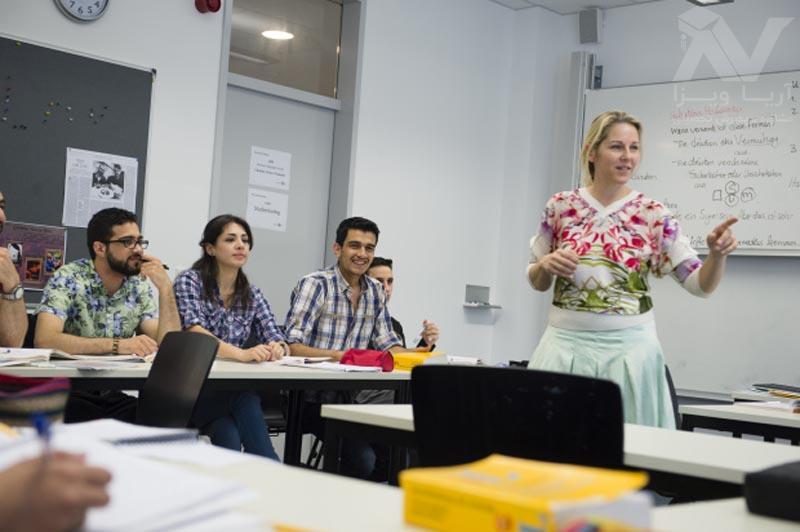 کالج زبان آلمانی در اروپا