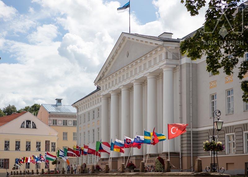 تحصیل در دانشگاه های استونی