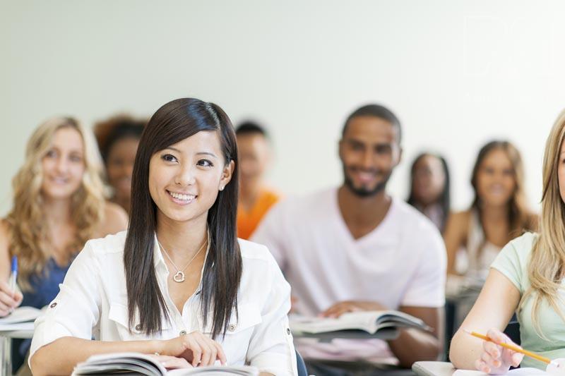 تحصیل در کالج زبان آلمانی