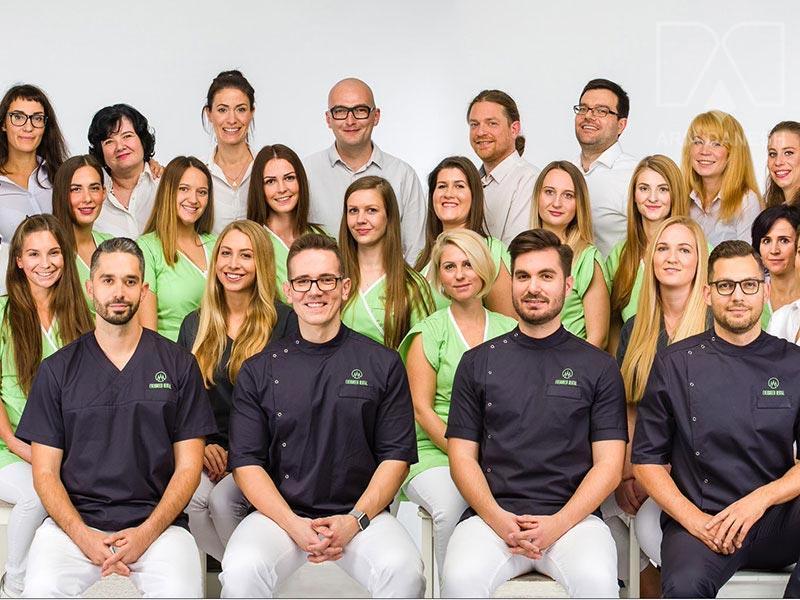 دندانپزشکی در مجارستان