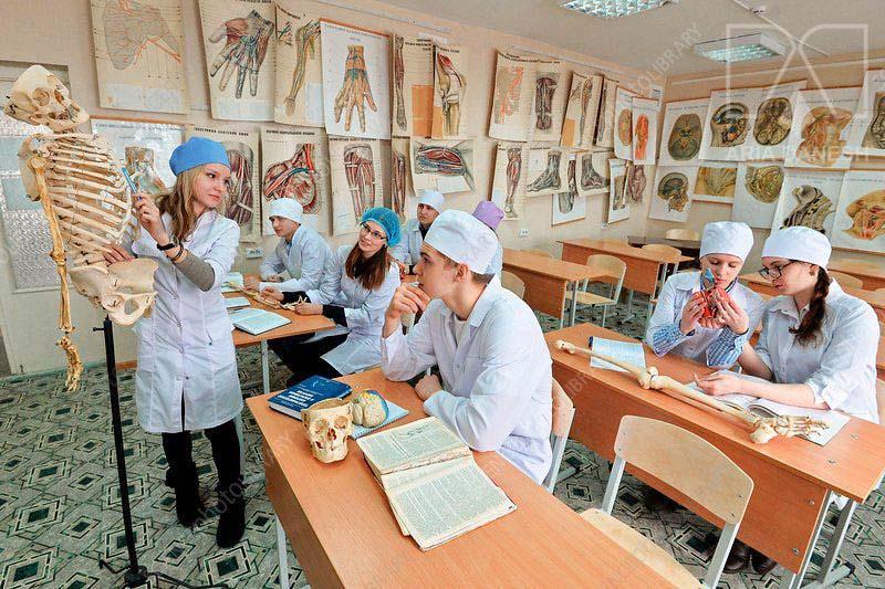 پزشکی روسیه