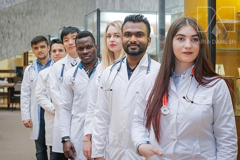 تحصیل پزشکی در روسیه